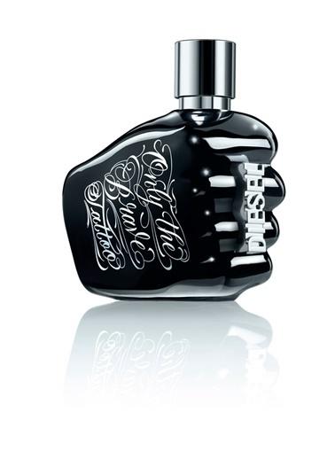 Diesel Only The Brave Tattoo EDT 125 ml Erkek Parfüm Renksiz